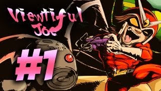 Super Best Friends Play Viewtiful Joe (Part 1)
