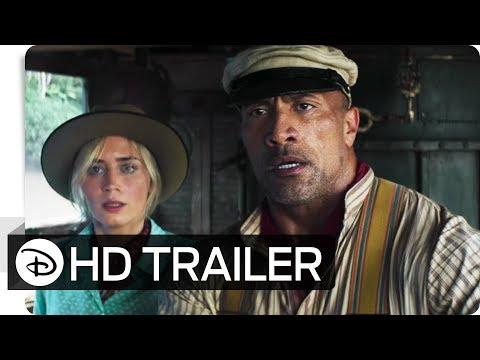 JUNGLE CRUISE – Teaser Trailer (deutsch/german) | Disney HD