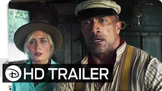 JUNGLE CRUISE – Teaser Trailer (deutsch/german) | Disney HD
