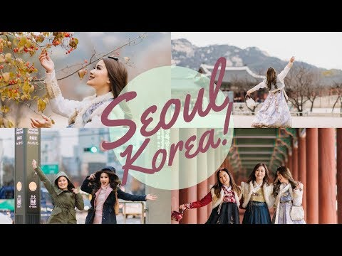 SEOUL KOREA TRAVEL DIARY! BEST FOOD, MOMENTS, OUR OWN K-DRAMAS AND MORE! 😂    JANEENA CHAN