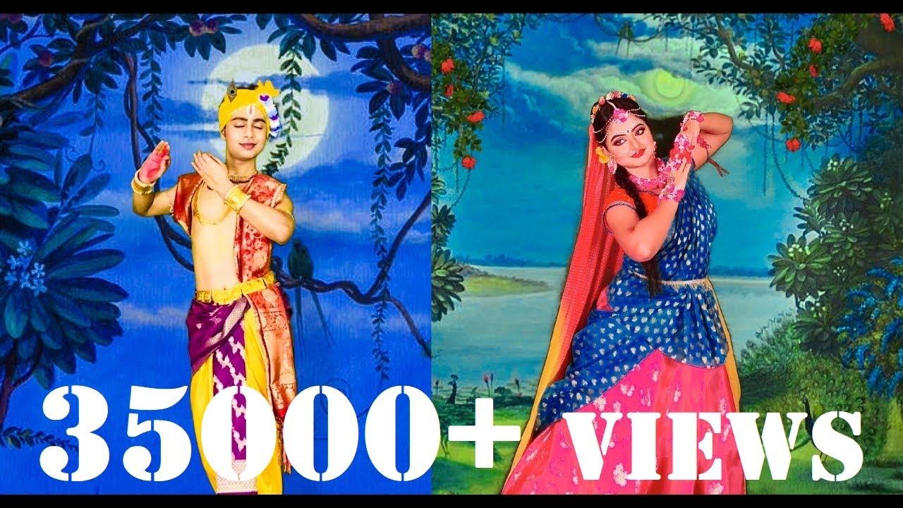 Kanha Re | Dance Cover | Radha Krishna | Payel | Dwaipayan