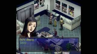 Persona 2: Eternal Punishment - My First Playthrough - Part 1