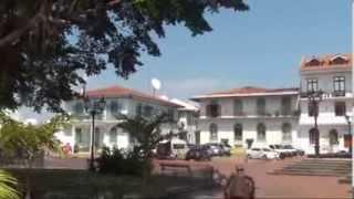 Panama, Panama City, Casco Viejo, Patrimoine Mondial de l'Humanité,Unesco