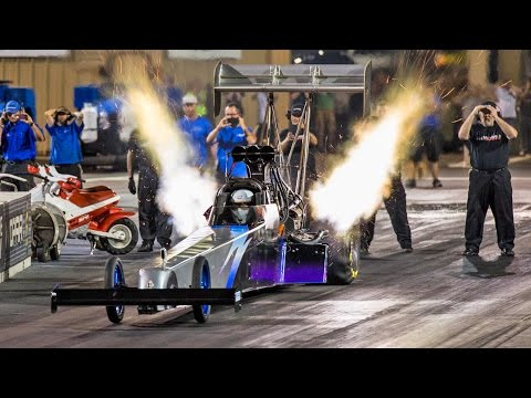 Top Fuel DRAGSTER - 4 Second MONSTER!