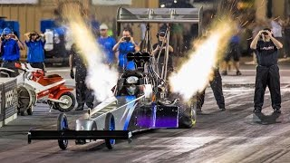 EXTREME ELECTRIC DRAG RACE