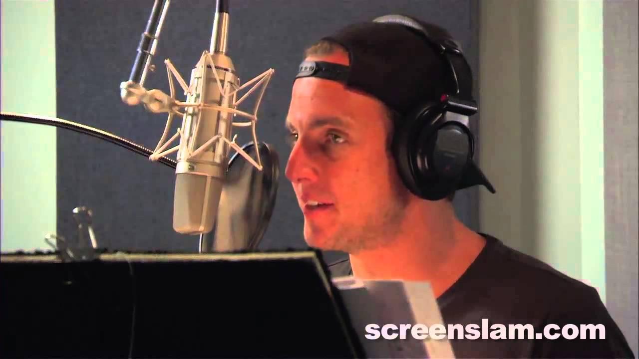 The Lego Movie Will Arnett Batman Voice Recording Behind The Scenes Broll Youtube