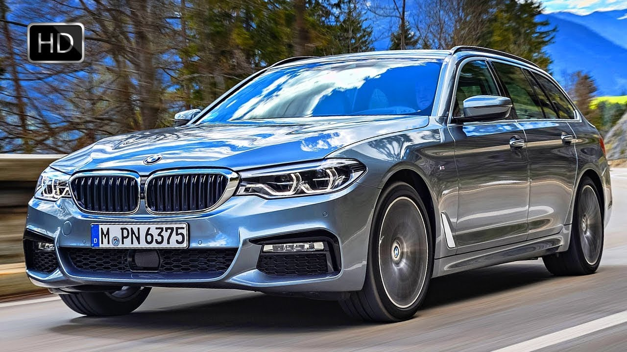 2018 bmw 5 series 530d touring exterior interior design driving footage hd youtube. Black Bedroom Furniture Sets. Home Design Ideas
