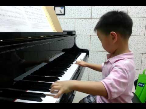 亞軍 - 2014 第十八屆香港-亞洲鋼琴公開比賽自由選曲F組 - 陳天屹