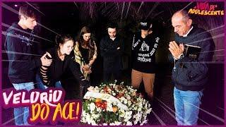 VELÓRIO DO NOSSO AMIGO!! ( QUEM MATOU? ) - VIDA DE ADOLESCENTE #94 [ REZENDE EVIL ]