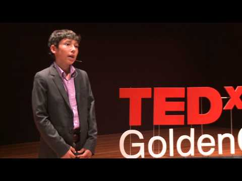 Driven by Nature: Xavier Cardoza at TEDxGoldenGatePark