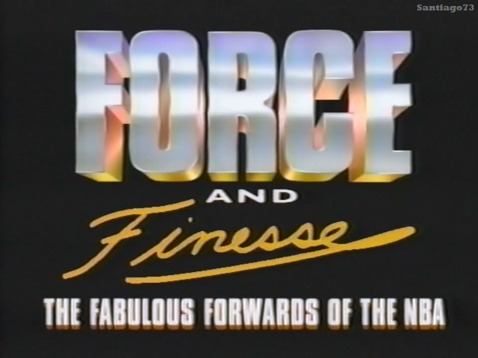 Download Force & Finesse: The Fabulous Forwards of the NBA
