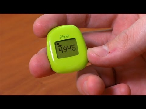 Review: Fitbit Zip Wireless Activity Tracker