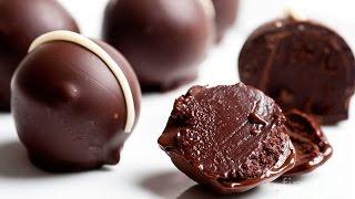 Chocolate Truffles   Easy dessert recipes   Healthy dinner ideas