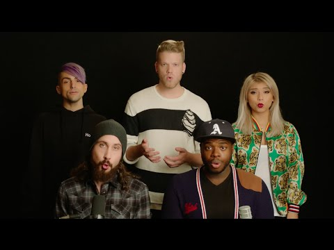 No – Pentatonix (Meghan Trainor Cover)