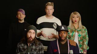 Repeat youtube video No - Pentatonix (Meghan Trainor Cover)
