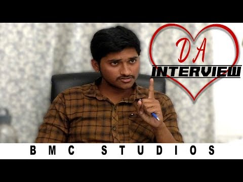 THE INTERVIEW  ||  NEW SHORT FILM