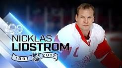 Nicklas Lidstrom won seven Norris Trophies