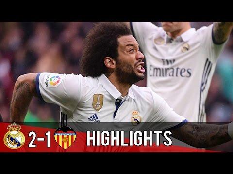Download Real Madrid Vs Valencia 2-1 - All Goals/Highlights - Resumen y Goles 29/04/2017 HD
