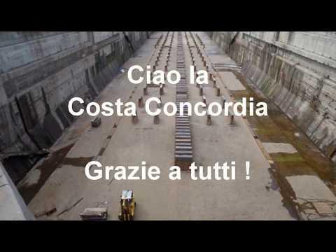 The end Costa Concordia