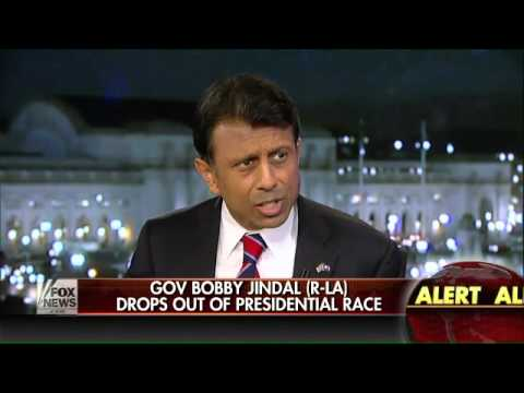 Gov. Bobby Jindal drops out of 2016 presidential race