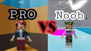 NOOB VS PRO || TOWER OF HELL  ROBLOX