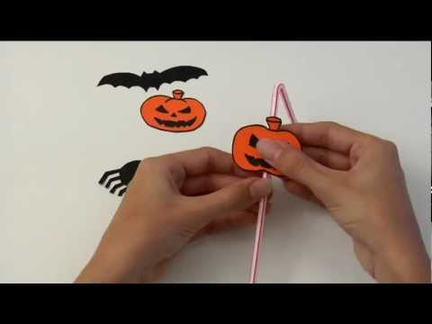 C mo decorar vasos y platos para halloween youtube - Ideas para fiesta halloween ...