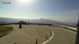 【GoPro】絶景~阿蘇のラピュタの道(天空の道) 完全版