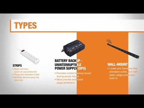 Best Surge Protectors For Your Home The Depot