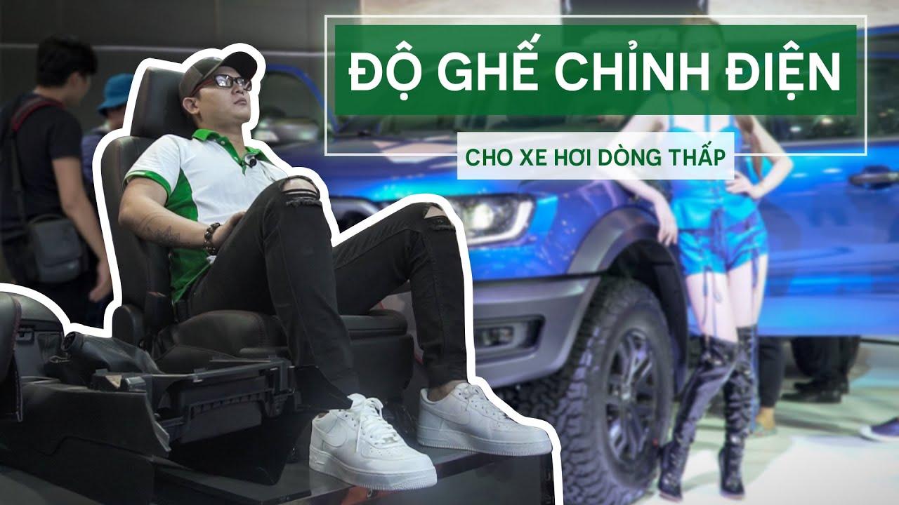 Độ Ghế Chỉnh Điện Cho Xe Ô Tô Tầm Trung & Phổ Thông【Xehoicafe.com】