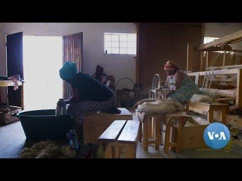 Lesotho Wool Unrest WEB
