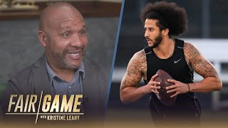 Colin Kaepernick's NFL-Planned Workout Explained, and Why Hue Jackson Left When It Moved | FAIR GAME