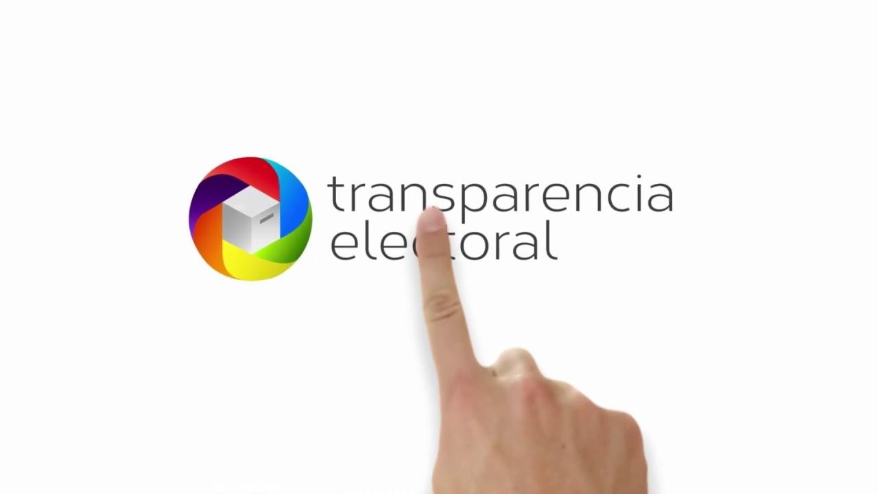 Resultado de imagen para fundacion transparencia electoral