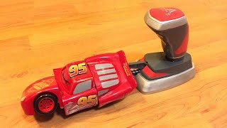 Lightning mcqueen jackson storm crash all of remote control cars 3 toys disney pixar crashes