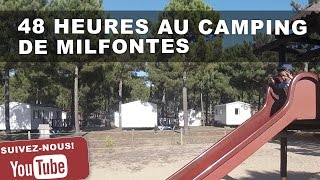 VLOG 69 - 48H au camping de Sitava Milfontes