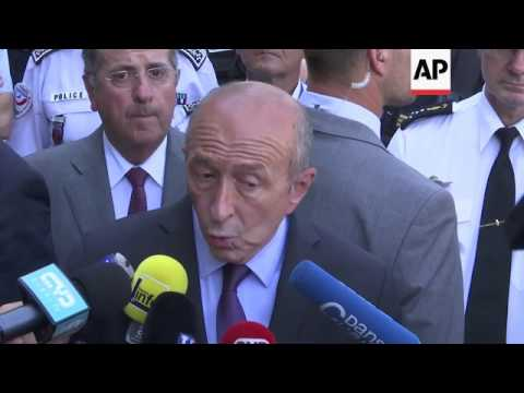 French interior minister: Paris suspect is dead