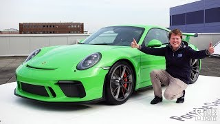 One of Shmee150's most viewed videos: IT'S HERE! Collecting My Porsche 911 GT3