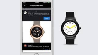 #ConnectedbyMJ Riley Smartwatch | Smartphone Pairing
