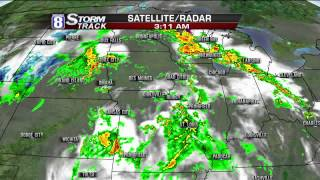 StormTrack 8 Morning Forecast April 9, 2015