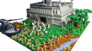 Kleurplaten Lego Star.Aura Mocs Viyoutube