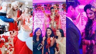 cute couple latest tik tok video 2019 // romantic just married couples tik tok video part 2