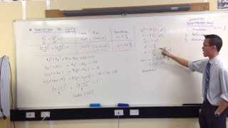 Translating the Ellipse: Example Question