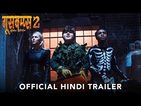 GOOSEBUMPS 2: HAUNTED HALLOWEEN - International Trailer | Hindi | In Cinemas October 26