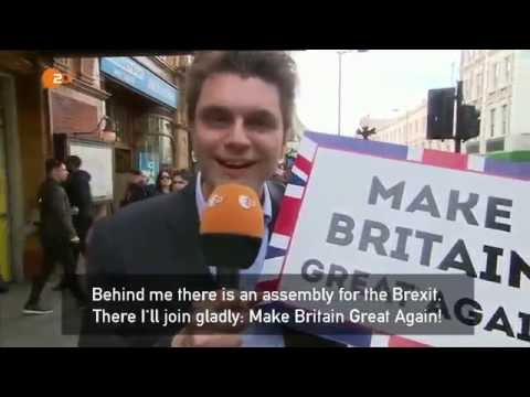 Krauts for Brexit: heute-show on 27/05/2016 | ZDF | EU Referendum 23rd June 2016 | English subtitles