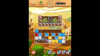 Angry Birds Blast Level 102 keep on Crashing
