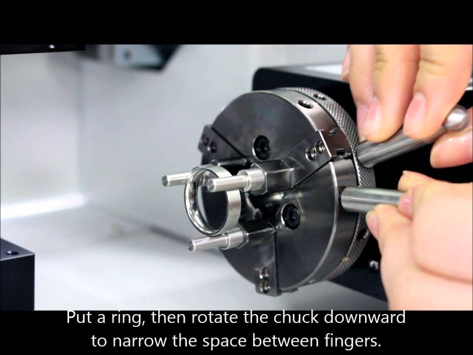 magic 70 how to engrave inside of ring