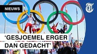 Rusland vier jaar geschorst van grote sportevenementen