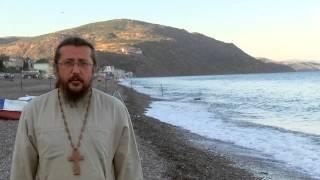 Если в семье болеет ребенок,муж тиран,а жена сирота и делала аборты.Священник Игорь Сильченков.