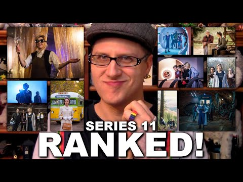 Doctor Who Series 11 Episodes Ranked