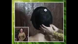 Menegnal Busana Adat Jawa Wanita