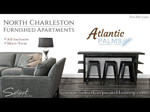 Furnished Apartments in North Charleston SC at Atlantic Palms